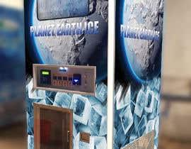 #4 for Graphic design for skin of Ice Vending Machine af donov