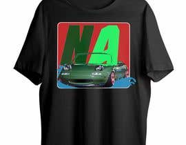 #37 for Car T-Shirt Design by Asadul1979