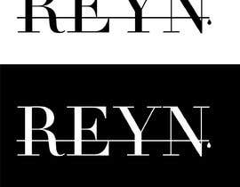 #29 for The name of the company is Reyn. It's a designer clothing company. It's a play off words on Reign(king/queen) and rain (drip/water droplet) af davidamegashie