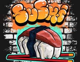 #12 cho Graffiti style art piece bởi GribertJvargas