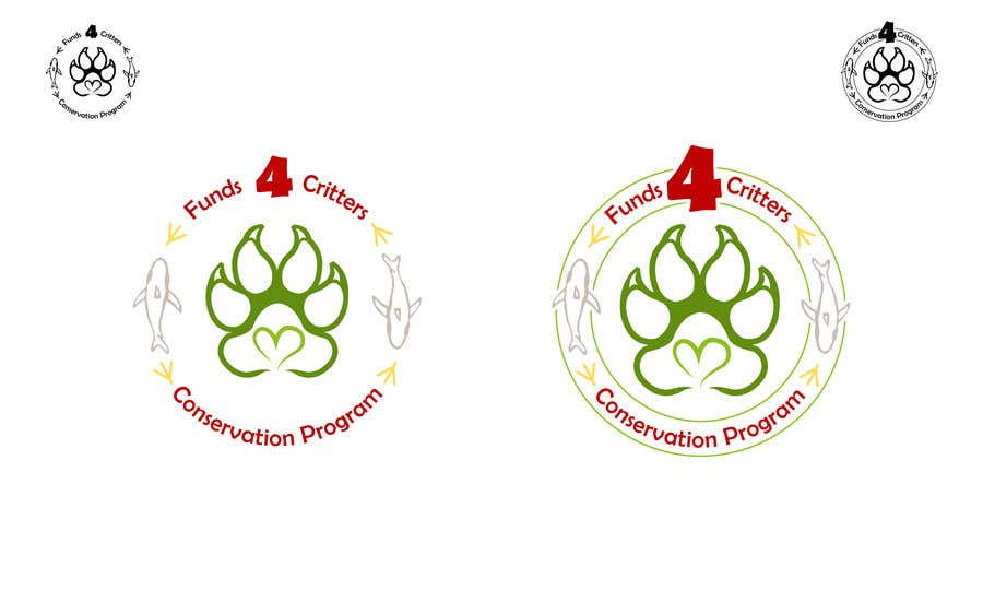 Penyertaan Peraduan #10 untuk Need a Logo for Animal-Based Donation Fund