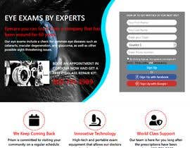 #17 for Graphic redesign of landing page by sbsohel234