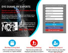 #18 for Graphic redesign of landing page by sbsohel234