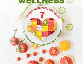 #18 for Book cover design for a healthy eating book by Shtofff