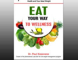 #12 for Book cover design for a healthy eating book by alam1984