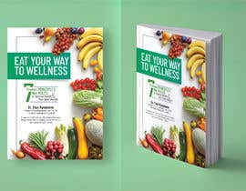 WaseemGraphics tarafından Book cover design for a healthy eating book için no 2