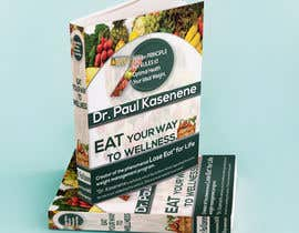 #24 for Book cover design for a healthy eating book by RainbowKing3