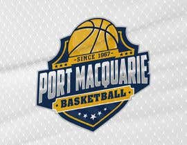 #66 для Port Macquarie Basketball Logo от NicoleMiller16