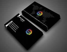 Nro 550 kilpailuun business card design käyttäjältä abushama1
