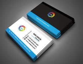 Nro 553 kilpailuun business card design käyttäjältä abushama1