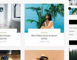 #23 cho A new home page bởi armanhossain5070