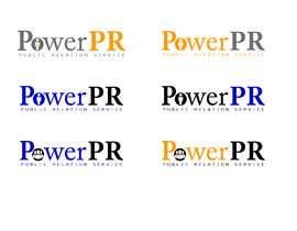 """#82 для DESIGN A LOGO FOR """"PowerPR"""" от Durjoy1202"""