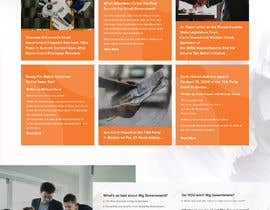 #25 for New Design for existing CFSG Wordpress website by saidesigner87