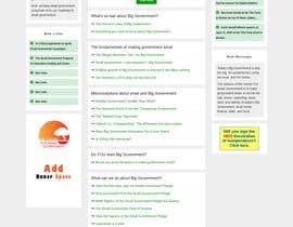 #29 for New Design for existing CFSG Wordpress website by svnmondalbd