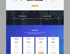 #17 для Design a Mockup of Homepage for a SEO Services Provider от hosnearasharif