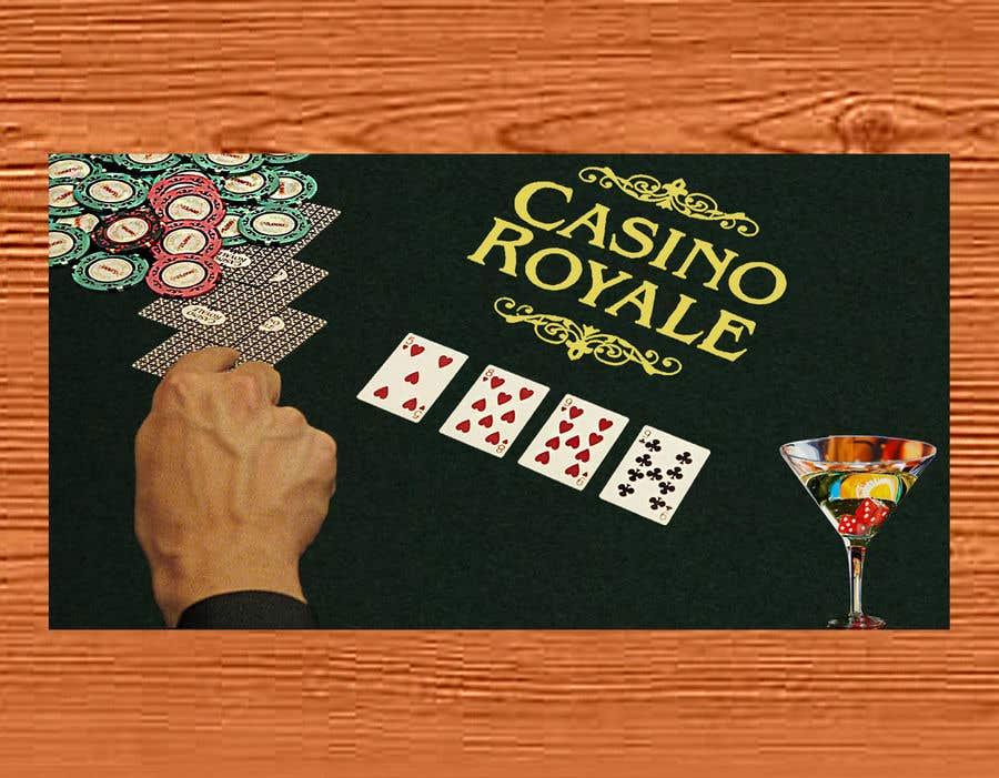 Конкурсная заявка №50 для 1960s Casino FB Cover
