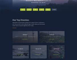 Nro 4 kilpailuun Web site for a non profit organisation käyttäjältä shahalaanjum