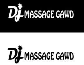 #18 for Design me a logo for a massage and dj business by khadijakhatun233
