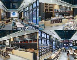 nº 13 pour 3 D rendering for Bar & Restaurant par iyyhee