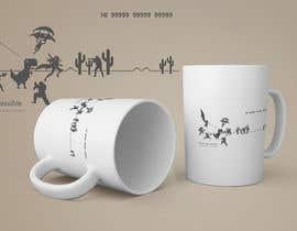 Nro 46 kilpailuun Mug design käyttäjältä mayaXX