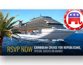 "#32 для Facebook Ad Graphic for ""Duval Trump Club Caribbean Cruise"" от syedanooshxaidi9"