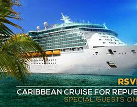 "#15 for Facebook Ad Graphic for ""Duval Trump Club Caribbean Cruise"" af Nitinpaul8520"