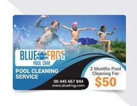 #58 для Pool Card Design от abwahid9360