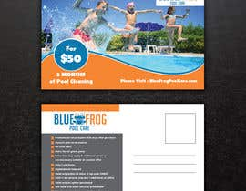 #53 для Pool Card Design от sohelrana210005