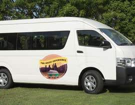 #20 untuk Commuter Van Travel Sticker oleh reyhanbpeker