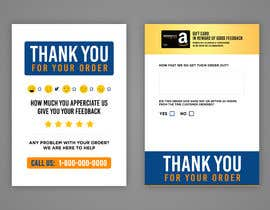 #33 untuk make me a Feedback flyer for my amazon orders oleh Sukhvinder19