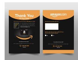 #45 untuk make me a Feedback flyer for my amazon orders oleh Pran7ik
