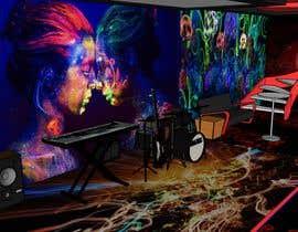 #14 for Designe, architect, interior design nightclub. af Hellscream67