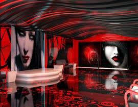 #34 for Designe, architect, interior design nightclub. af Hellscream67