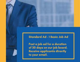 #30 untuk Ecover for Job Ad site oleh dyloewiday