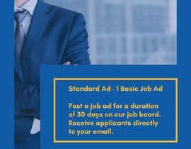 #31 untuk Ecover for Job Ad site oleh dyloewiday