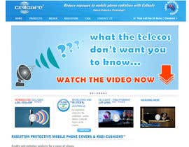 #17 for Banner Ad Design for cellsafe.com af andradaa