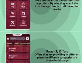 #37 untuk Ui Ux Design for a Mobile App oleh Zariath