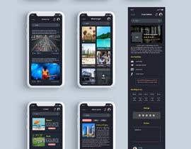 #44 untuk Ui Ux Design for a Mobile App oleh mohammadmusaddek