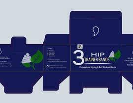#32 para Packaging Design (Hip Trainers) por arifdesigner14