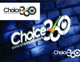 #154 for Ontwerp een Logo for www.choice360.photo by arteq04