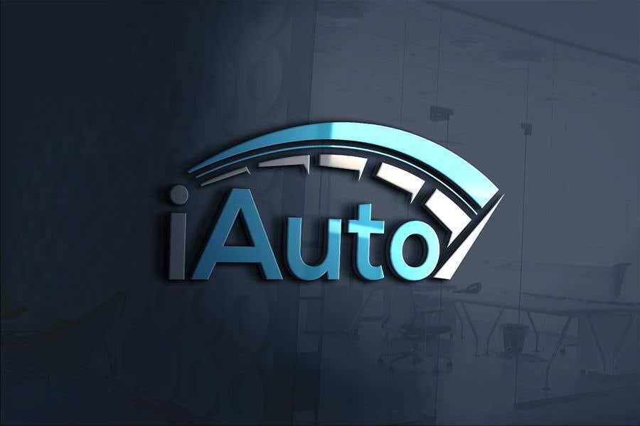 Kilpailutyö #371 kilpailussa iAuto Logo