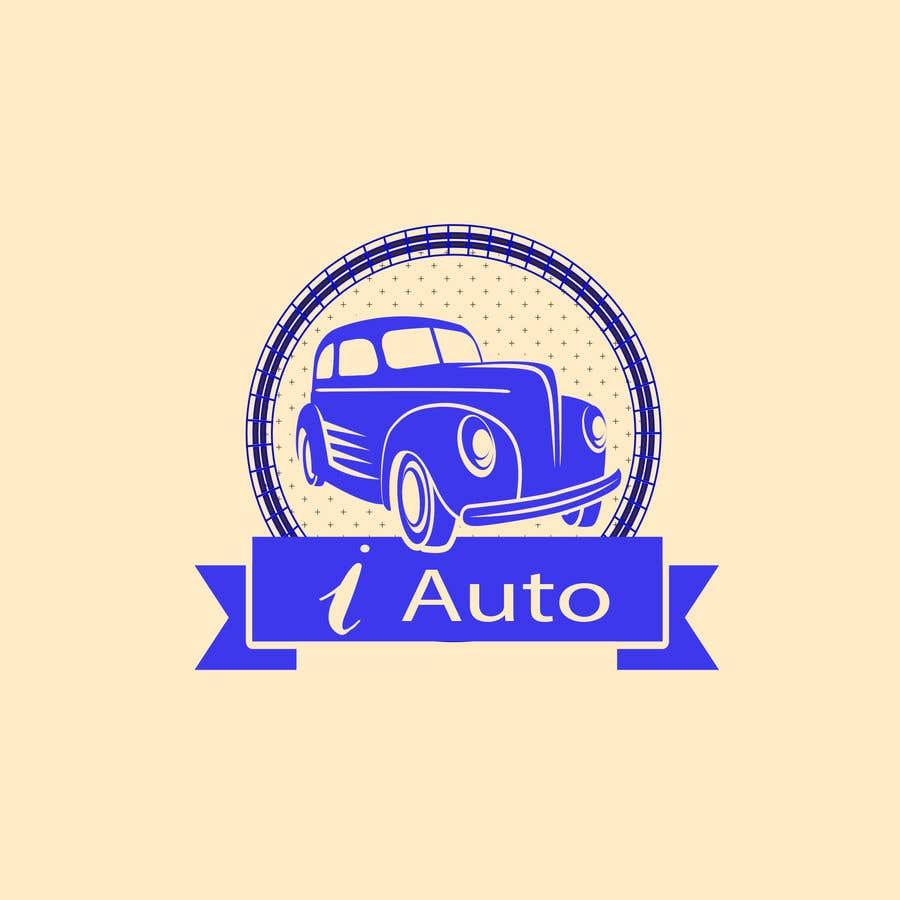 Konkurrenceindlæg #333 for iAuto Logo