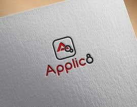 nº 144 pour New Logo Design - Applic8 par rhimu786
