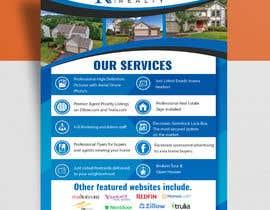#46 untuk Custom one page Professional Brochure for Real Estate Company oleh bachchubecks