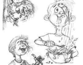 #8 untuk Children's Book Illustrations oleh ecomoglio