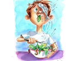 #12 untuk Children's Book Illustrations oleh ecomoglio