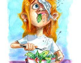 #34 untuk Children's Book Illustrations oleh ecomoglio