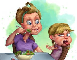 #46 untuk Children's Book Illustrations oleh angelajaramillo