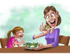 #60 untuk Children's Book Illustrations oleh AffendyIlias