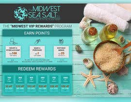 saurov2012urov tarafından Create Infographics for Loyalty Rewards Program için no 9